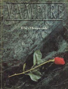 1st Edition Vampire: The Masquerade Rulebook