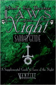 Laws of the Night Sabbat Guide